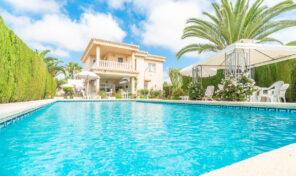 Amazing Luxury Villa with Private Pool in Playa Flamenca.  Ref:ks2777