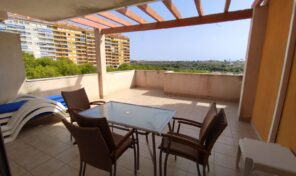 Great Ground Floor Bungalow with Sea Views in Campoamor. Ref:ks2834