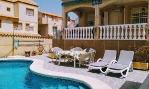 Bargain! Detached Villa with Private Pool in La Florida. Ref:ks2847