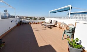 Spacious Penthouse with Solarium in Playa Flamenca. Ref:ks2855