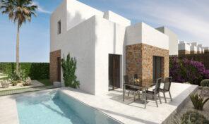 LUXURY New Modern Villa in Playa Flamenca/Villamartin. Ref:ks2851